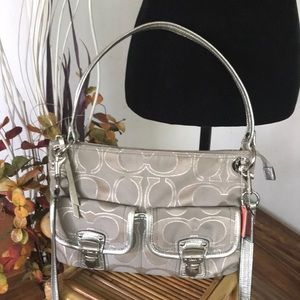 Beautiful Coach Handbag